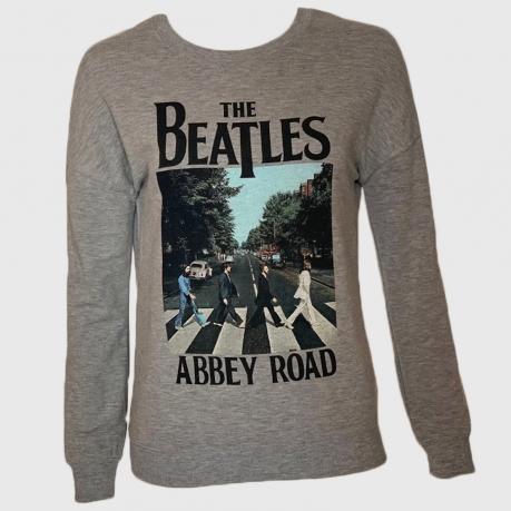 Модный женский свитшот The Beatles