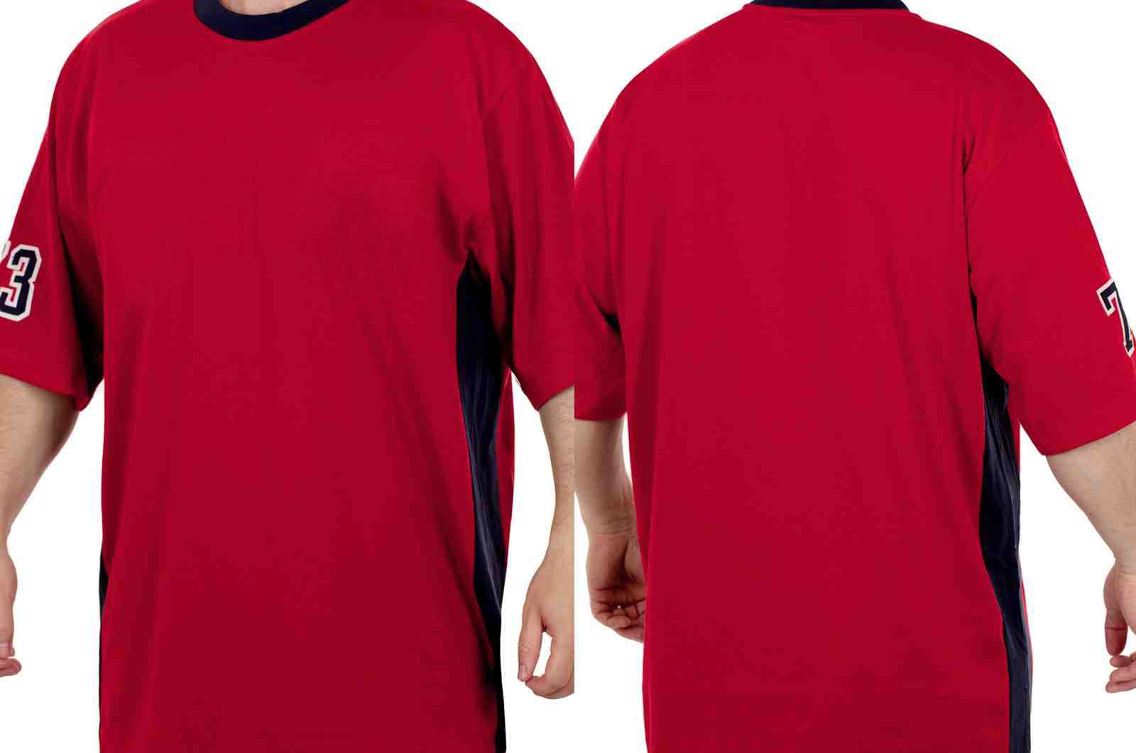 Свободная спортивная футболка для мужчин - купить онлайн