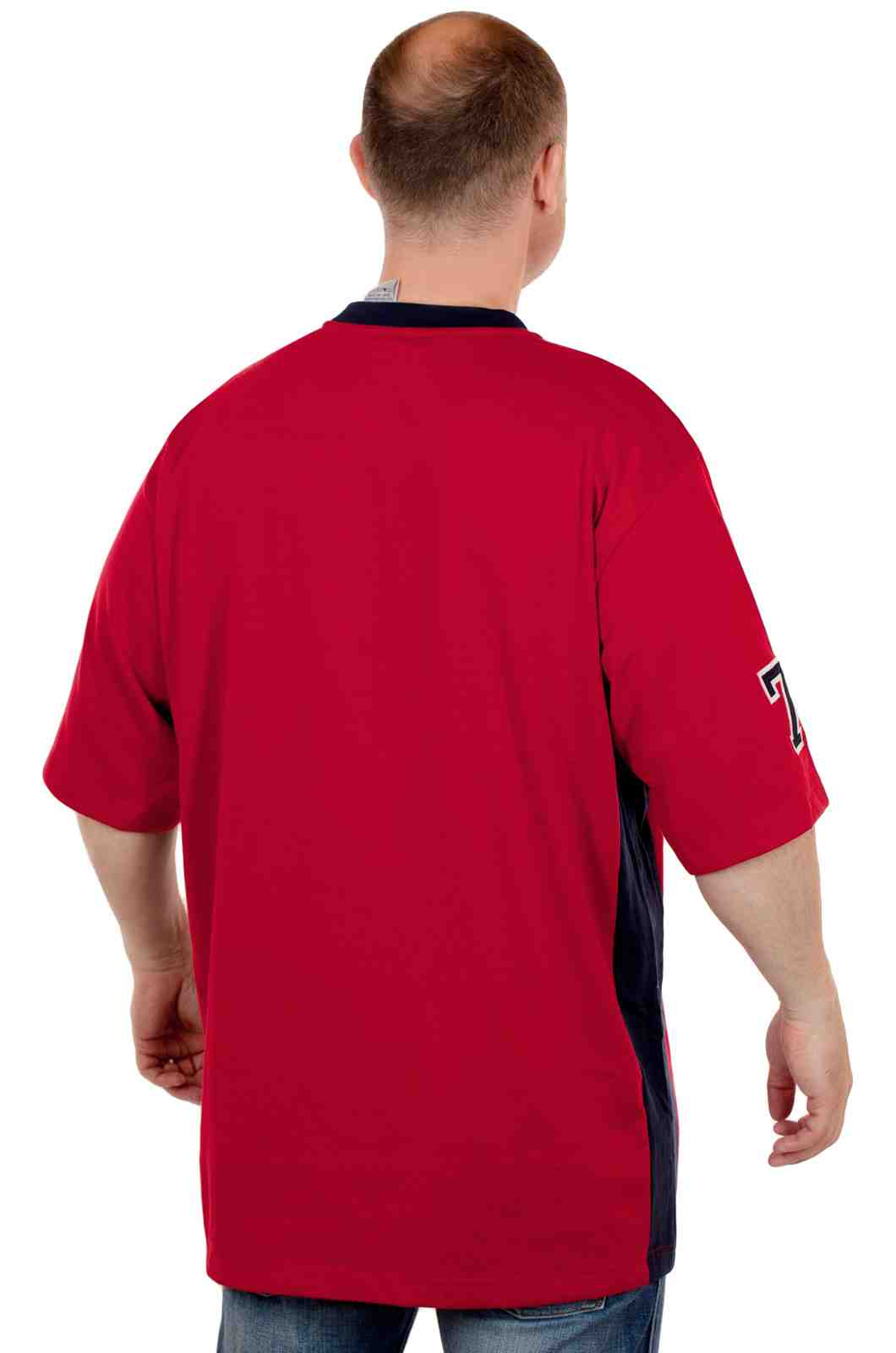Свободная спортивная футболка для мужчин с доставкой