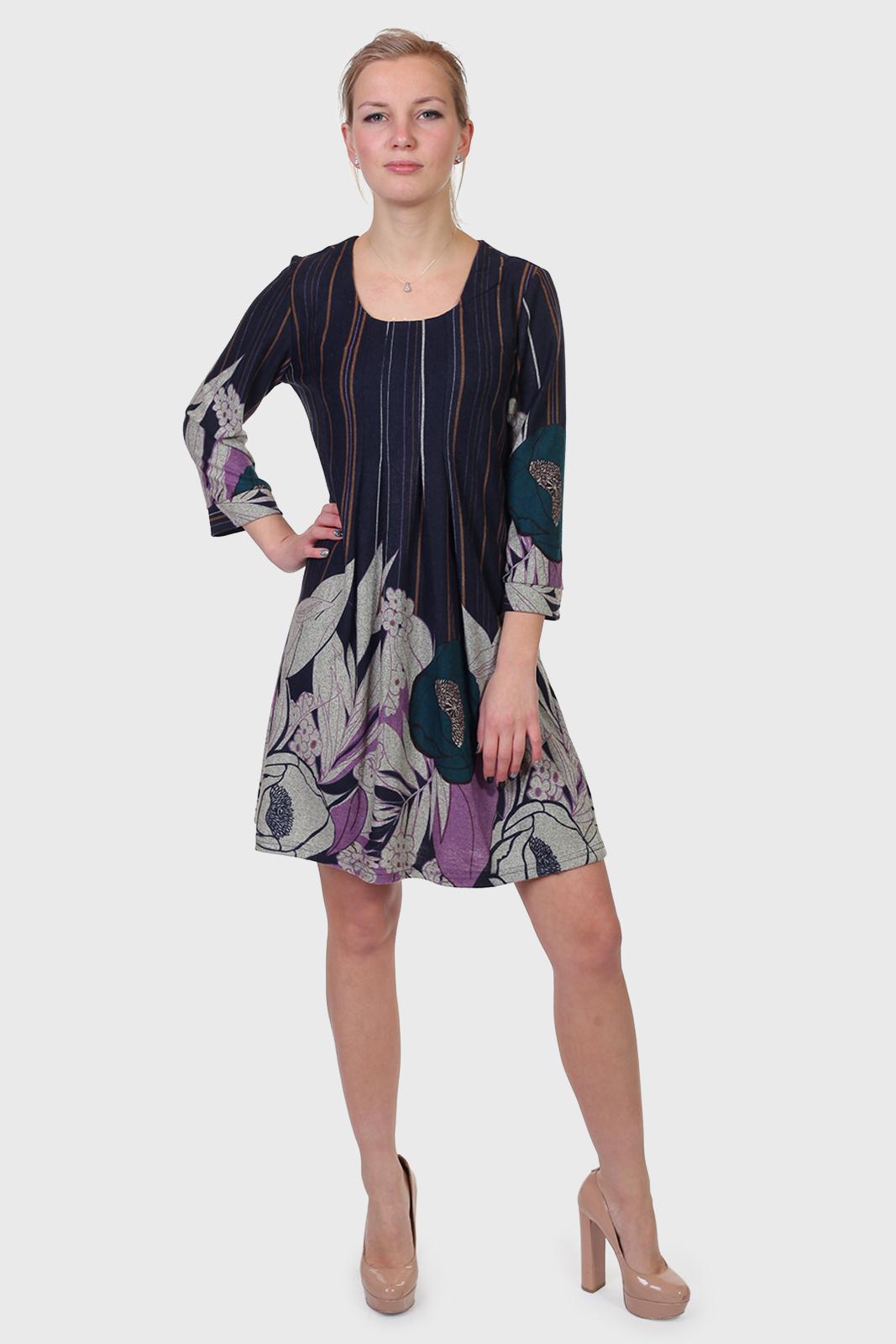 Заказать в интернет магазине платье с принтом