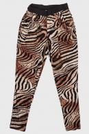 Свободные женские брюки на широком поясе от ТМ MISS.