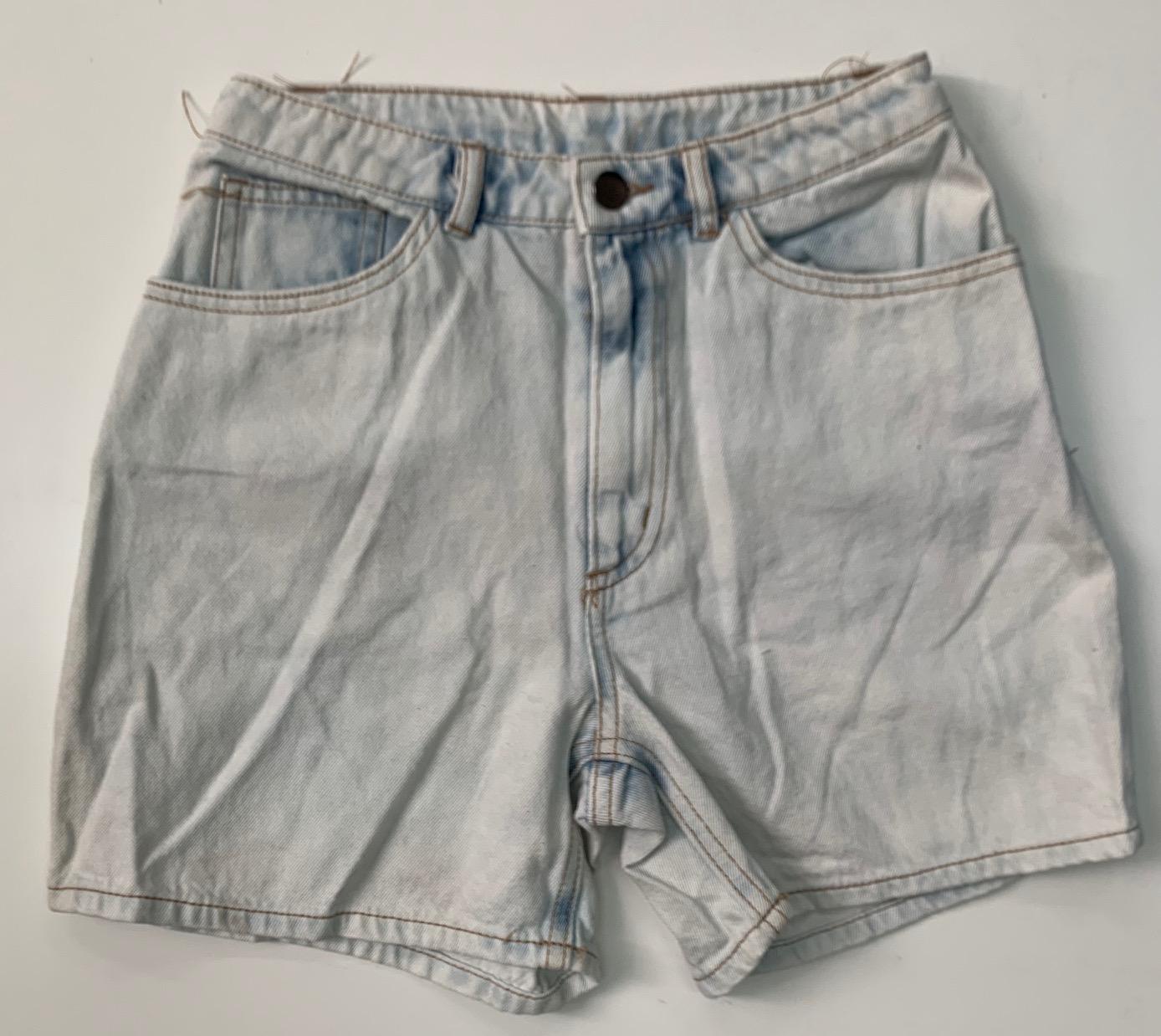 Свободные летние женские шорты