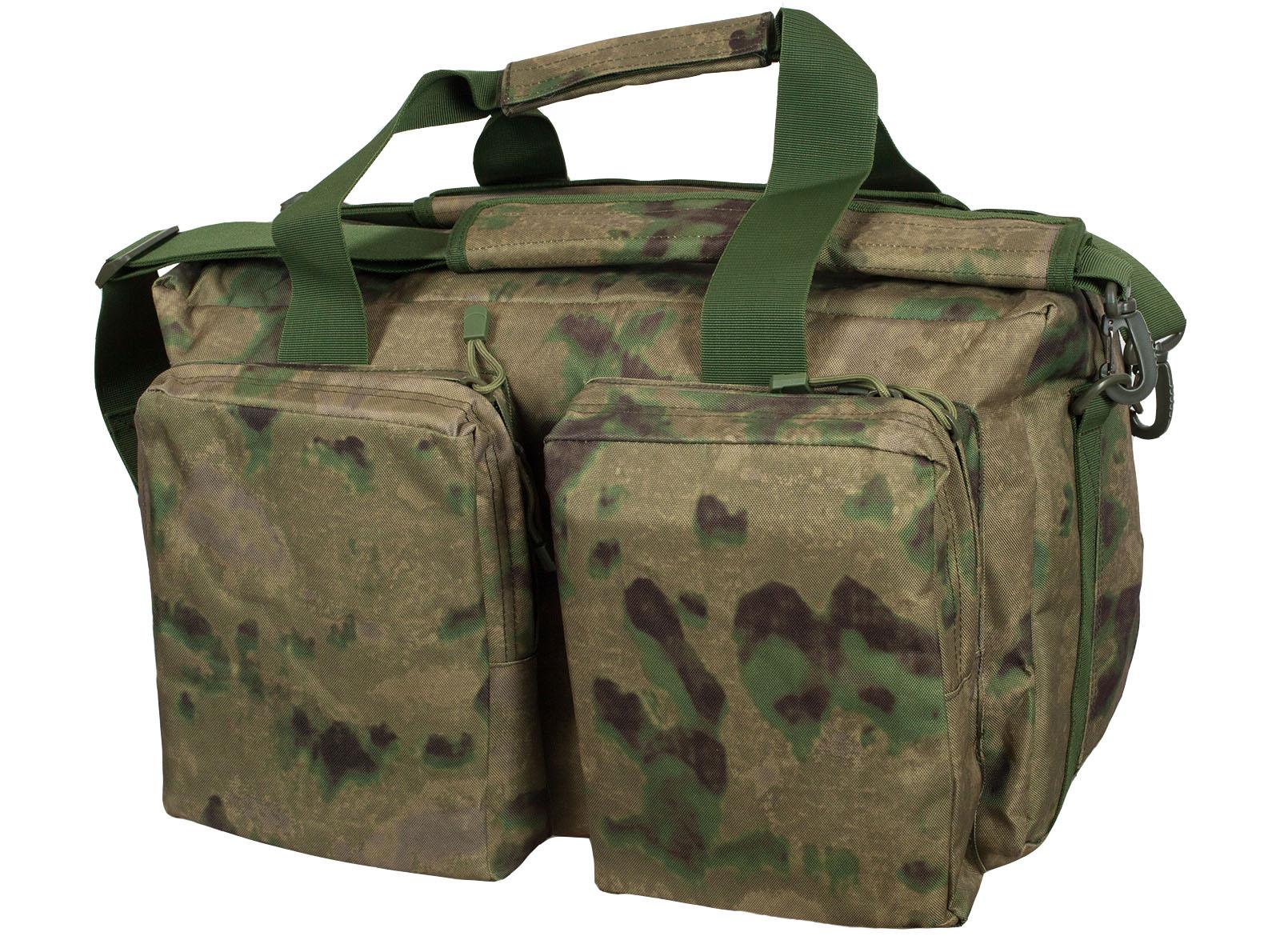 Усовершенствованная тактическая сумка-рюкзак ВОЕННАЯ РАЗВЕДКА
