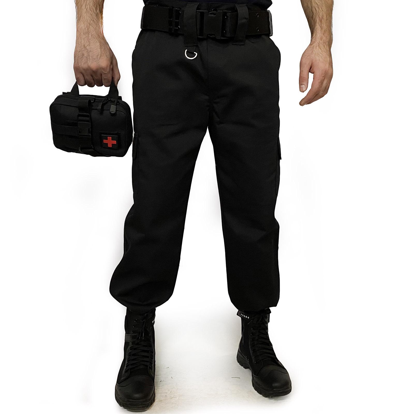 Тактическая аптечка спецназа (черная)