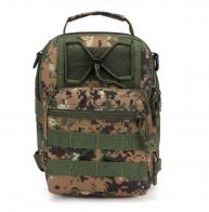 Тактическая армейская сумка-рюкзак