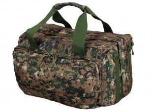 Тактическая дорожная сумка-баул с нашивкой Погранвойск - купить оптом