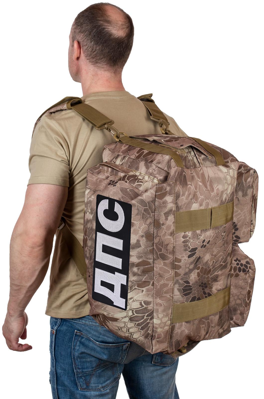 Купить тактическую дорожную сумку ДПС по экономичной цене