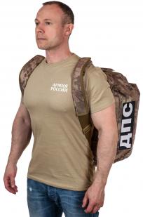 Тактическая дорожная сумка ДПС