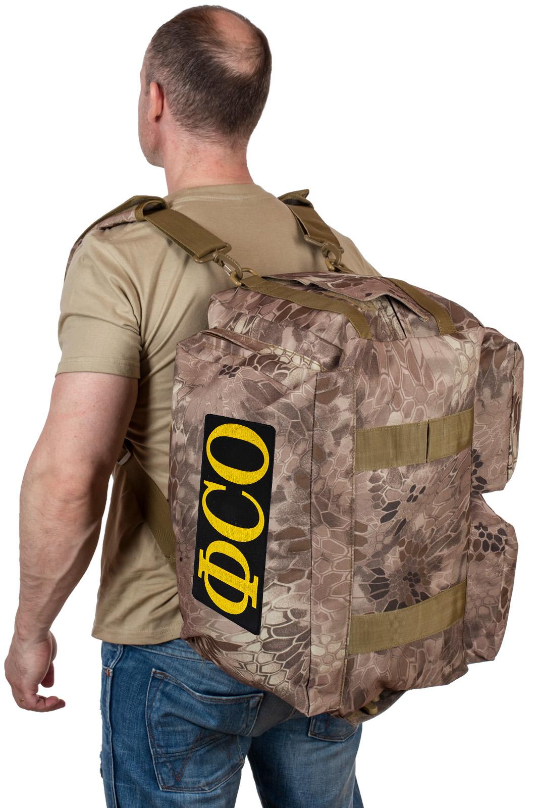 Купить тактическую дорожную сумку ФСО по выгодной цене