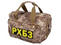 Тактическая дорожная сумка РХБЗ