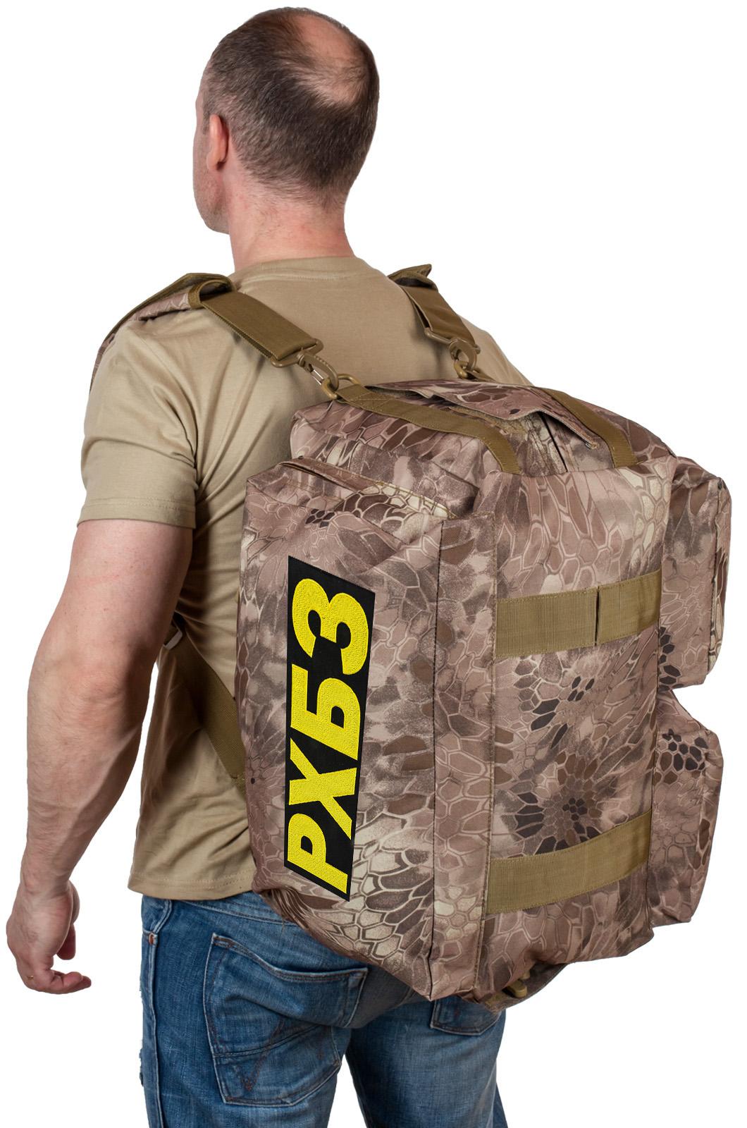 Купить тактическую дорожную сумку РХБЗ по выгодной цене онлайн