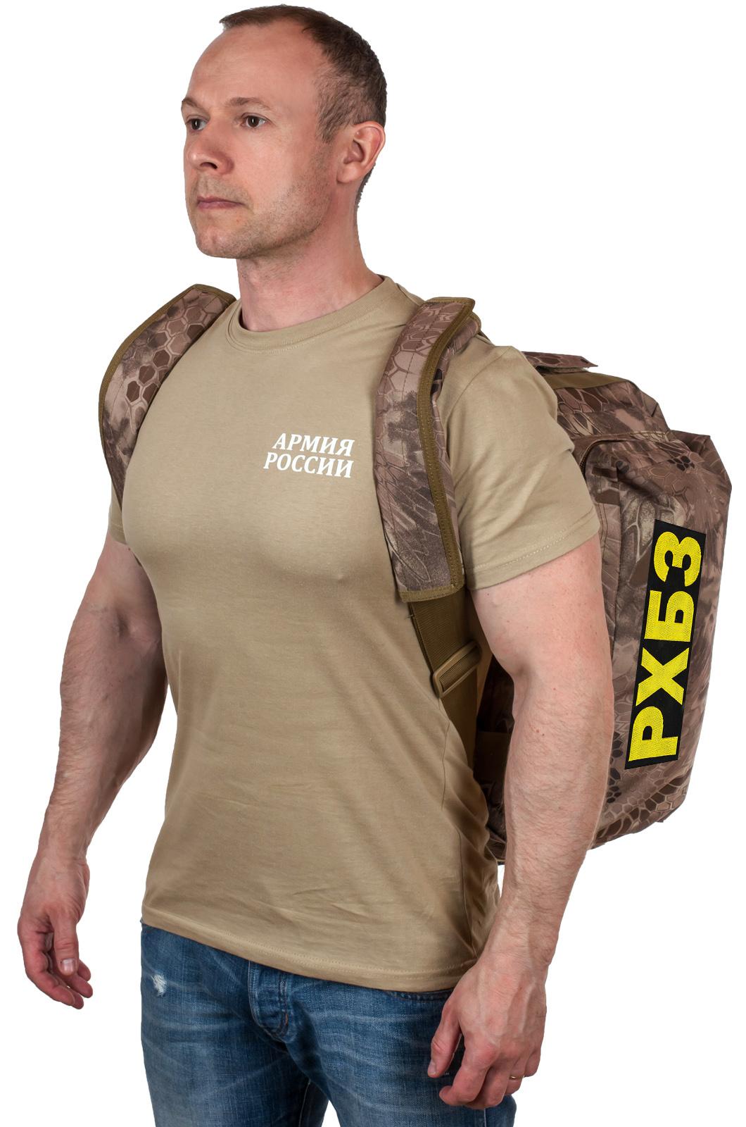 Тактическая дорожная сумка РХБЗ - купить выгодно