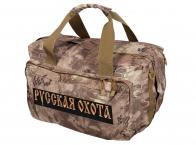 Тактическая дорожная сумка Русская Охота - заказать с доставкой