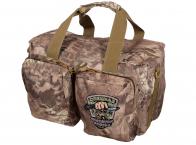 Тактическая дорожная сумка с нашивкой Охотничьего спецназа