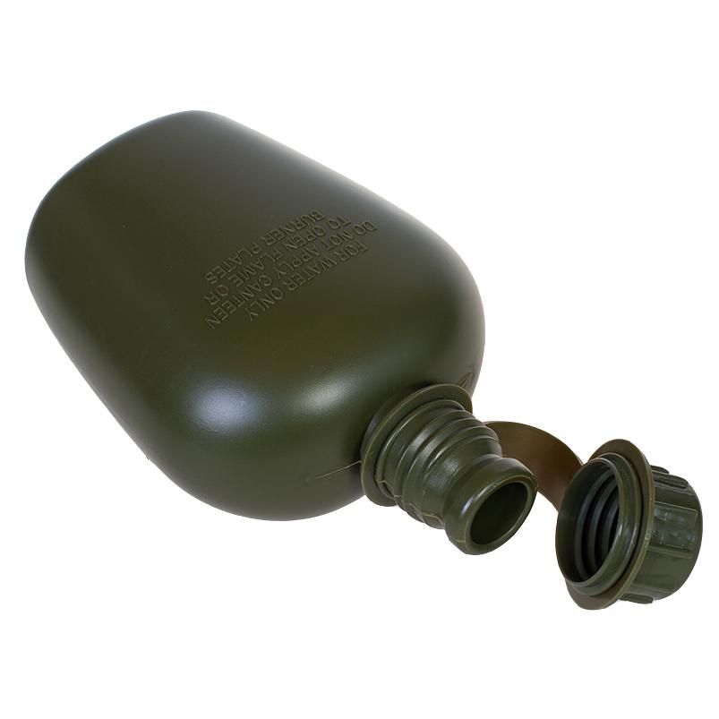 Тактическая фляга с кружкой