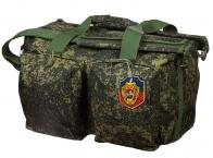 Тактическая камуфляжная сумка-рюкзак с нашивкой УГРО