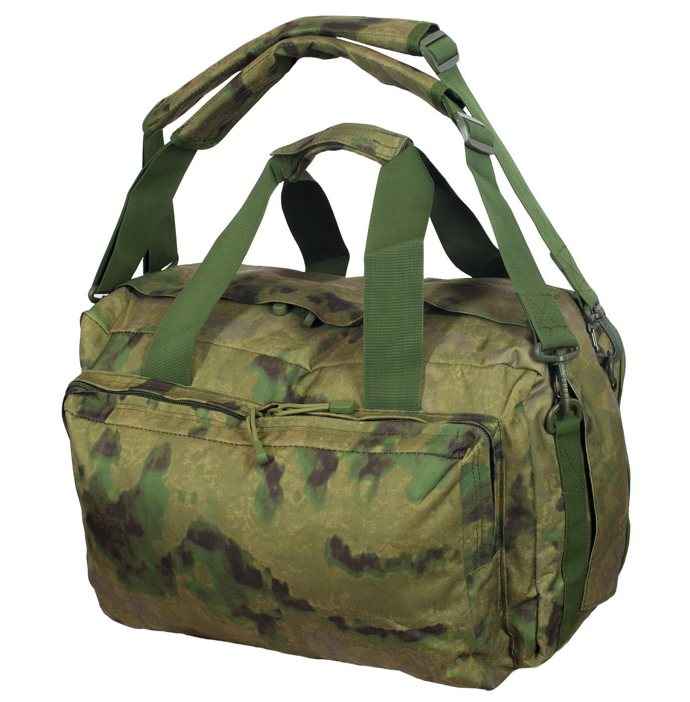Тактическая камуфляжная сумка с нашивкой ДПС - купить оптом