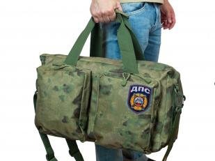 Тактическая камуфляжная сумка с нашивкой ДПС - купить выгодно