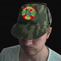Тактическая кепка с шевроном Пограничного Спецназа