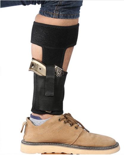 Тактическая кобура скрытого ношения на ногу