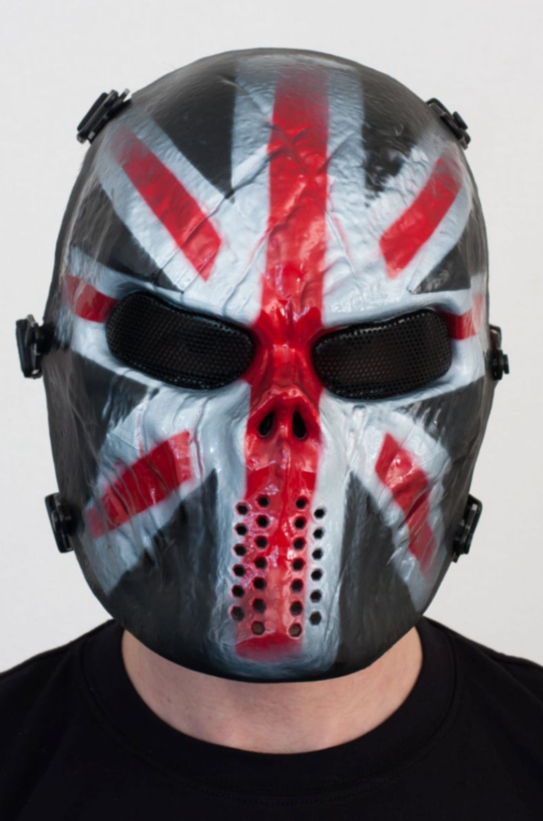 """Тактическая маска """"Британский пехотинец"""""""