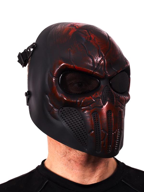 """Тактическая защитная маска """"Punisher"""""""