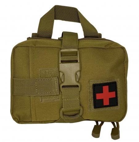 Тактическая медицинская аптечка выживания