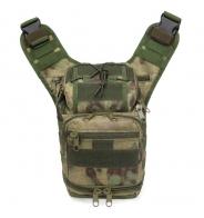 Тактическая мужская сумка через плечо для камеры