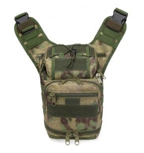 Тактическая мужская сумка через плечо для камеры купить недорого