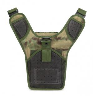 Тактическая мужская сумка через плечо для камеры с доставкой по России
