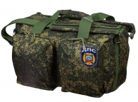Тактическая мужская сумка-рюкзак с нашивкой ДПС