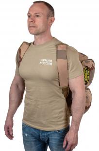 Тактическая надежная сумка с нашивкой Танковые Войска - купить с доставкой