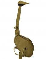 Тактическая наплечная кобура Gunpad Cordura (хаки-песок)