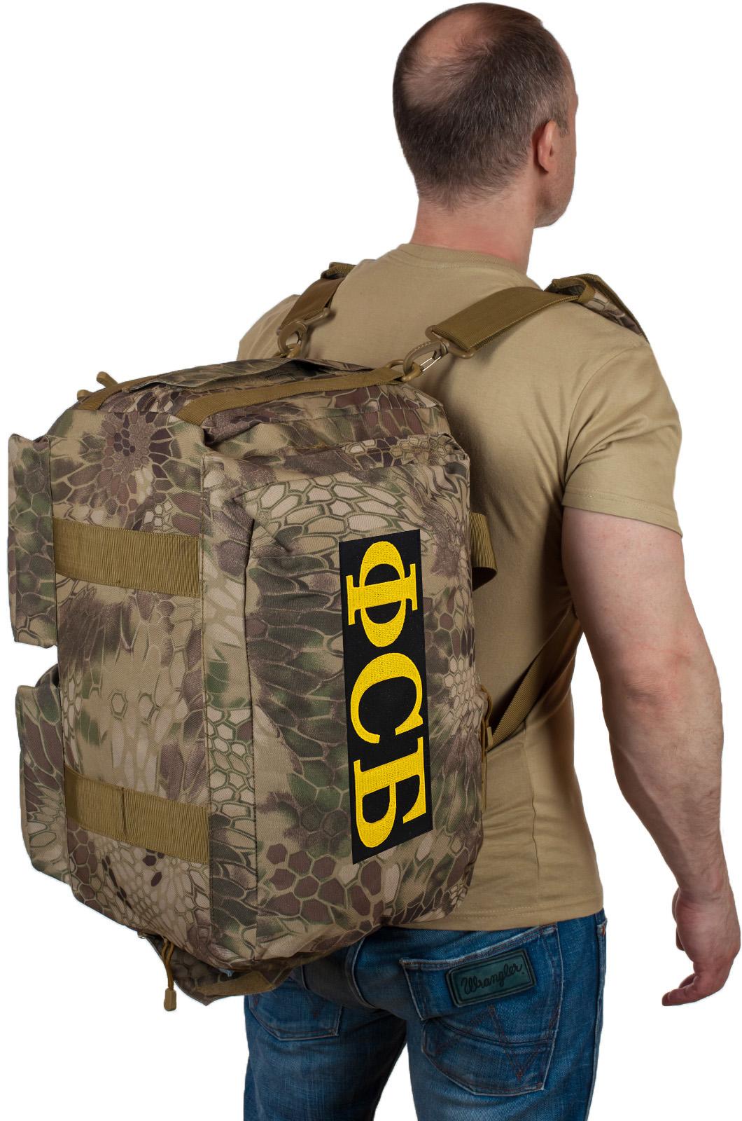 Купить тактическую походную сумку ФСБ по специальной цене онлайн