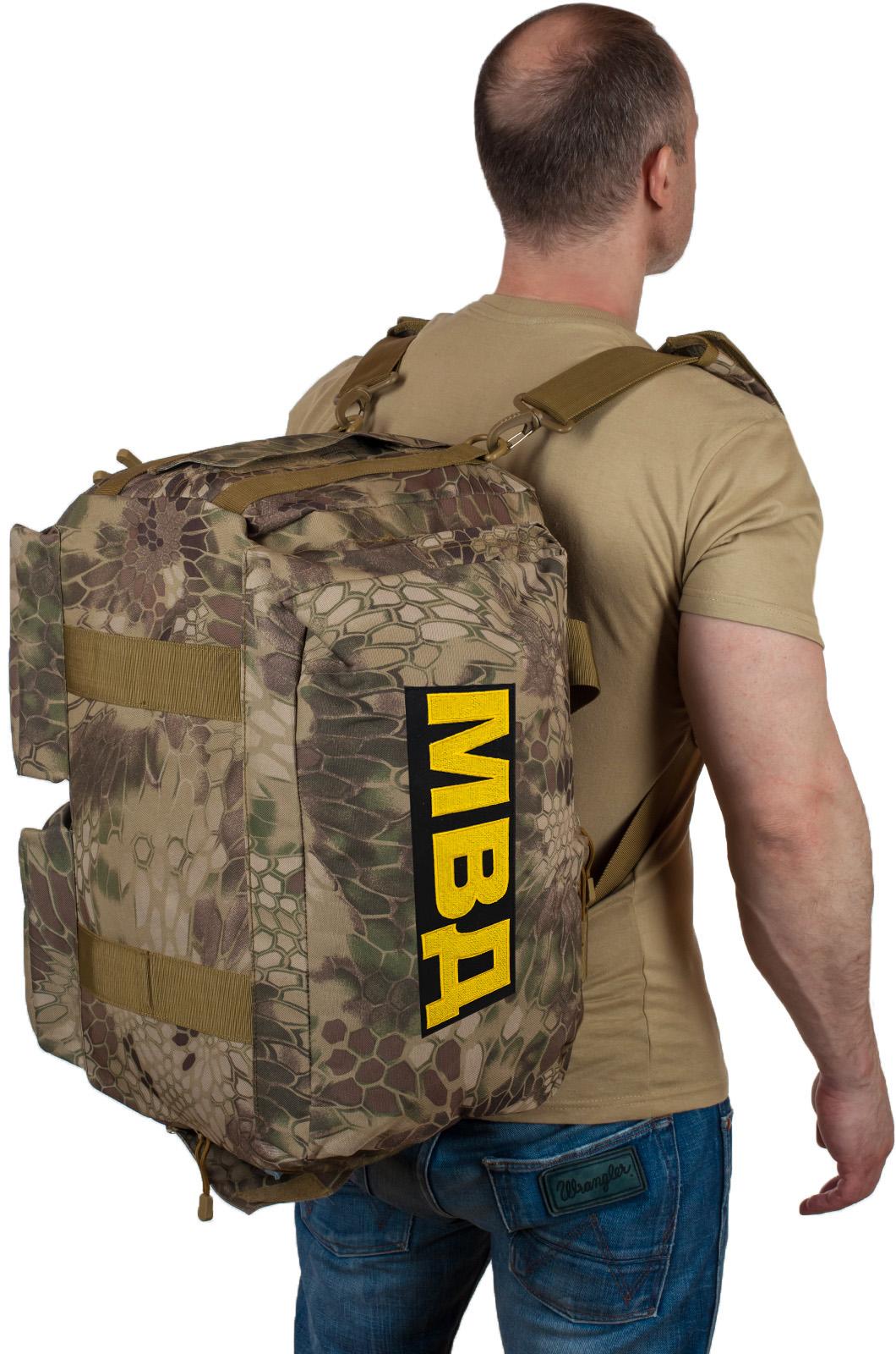 Купить тактическую походную сумку МВД по специальной цене