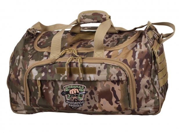 Тактическая полевая сумка с нашивкой Охотничий Спецназ