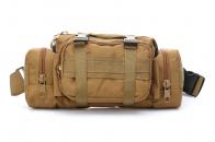 Тактическая поясная сумка под камеру для похода