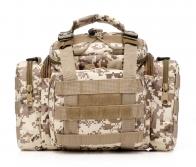 Тактическая поясная сумка под камеру или фотоаппарат