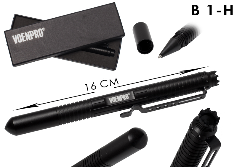 Тактическая ручка LAIX B1 черная