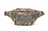 Тактическая сумка на плечо и пояс MOLLE купить онлайн