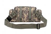 Тактическая сумка на плечо и пояс под камеру