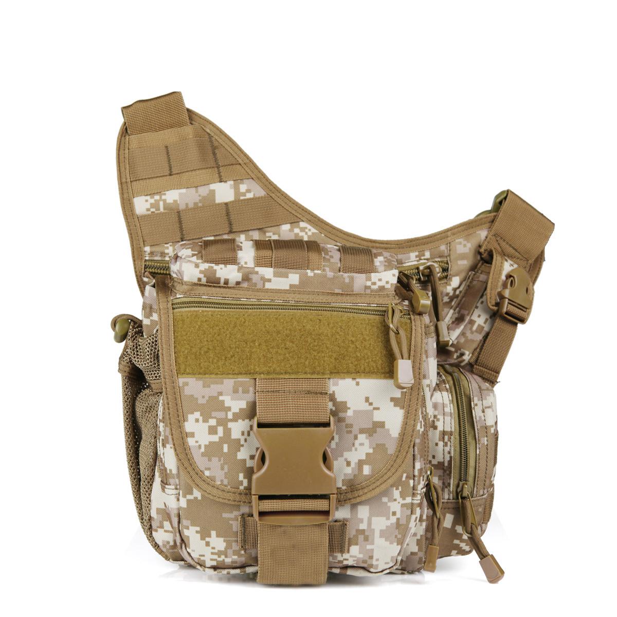 Тактическая сумка на плечо камуфляж Мarpat  Desert