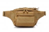 Тактическая сумка на пояс MOLLE для походных условий купить недорого