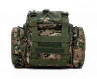 Тактическая сумка на пояс под камеру со стропами MOLLE