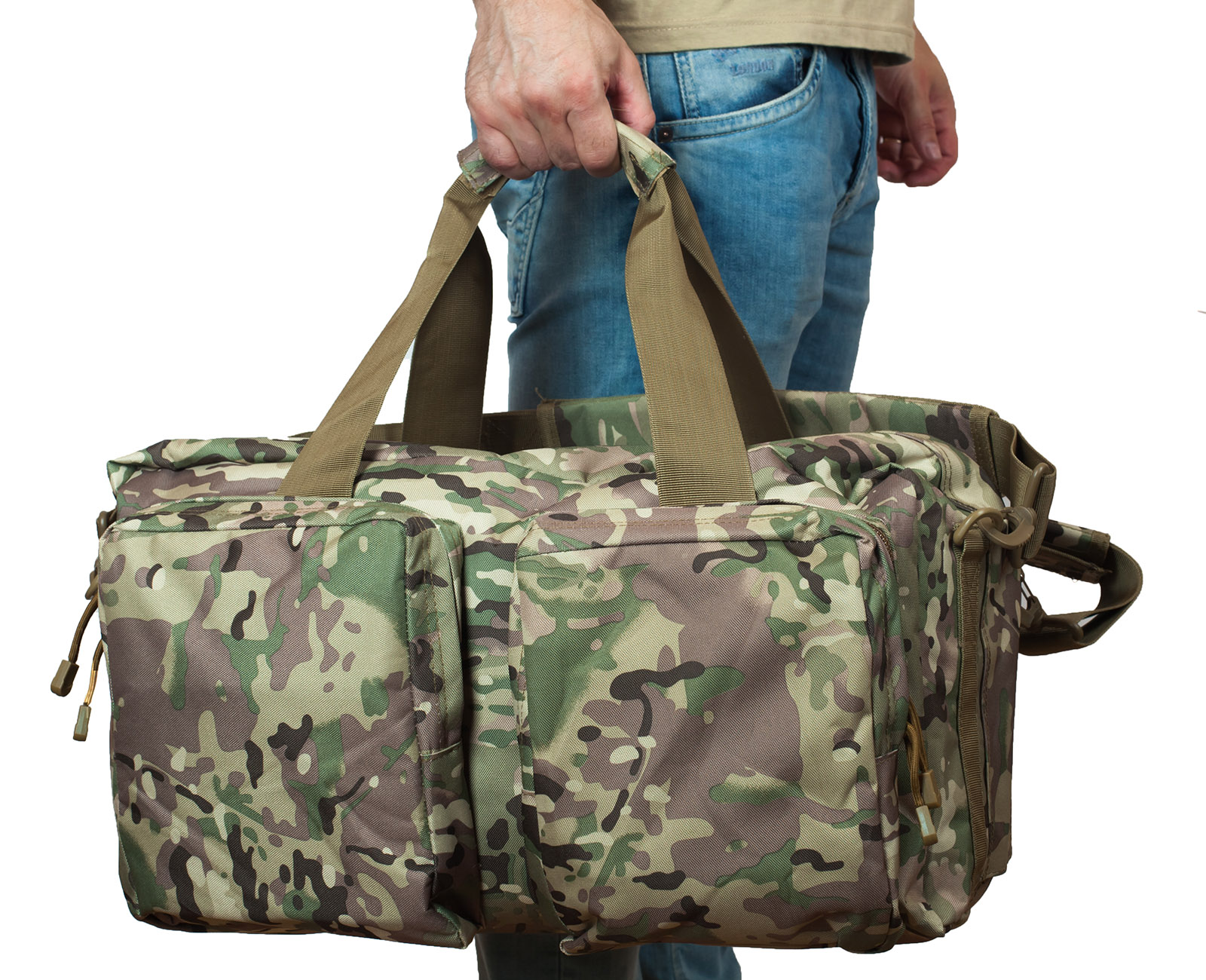 Тактическая сумка-рюкзак Флот России
