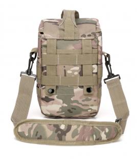 Тактическая сумка с широким ремнём через плечо оптом и в розницу