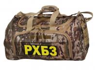 Тактическая тревожная сумка 08032B с нашивкой РХБЗ - купить онлайн