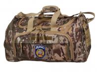 Тактическая удобная  сумка с нашивкой ДПС, код 08032B