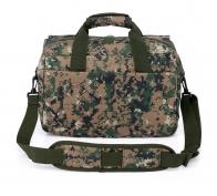 Тактическая военная сумка с компасом под ноутбук