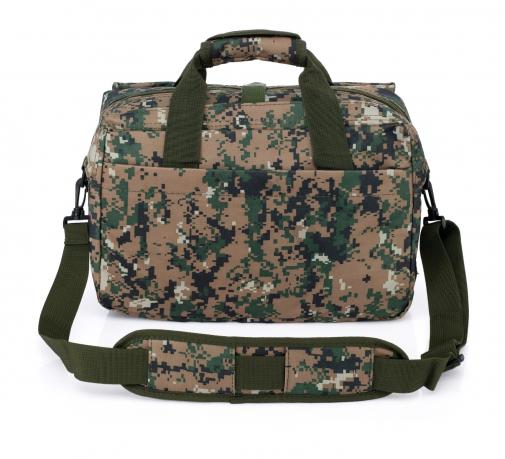 Тактическая военная сумка с компасом под ноутбук купить недорого
